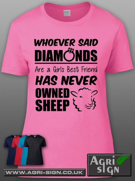 Womens Premium T Shirt - Whoever said SHEEP